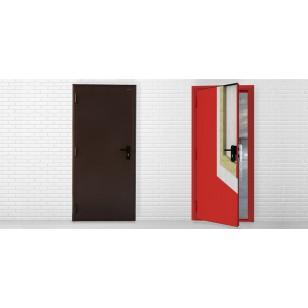 Противопожарная стальная Дверь DoorHan размером 880Х2050