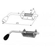 ЗадвижкА EF для ворот серии RSD01 (с пружинами растяжения)