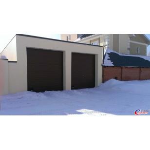 Гаражные ворота  DoorHan серии RSD01 размером 2500х2100